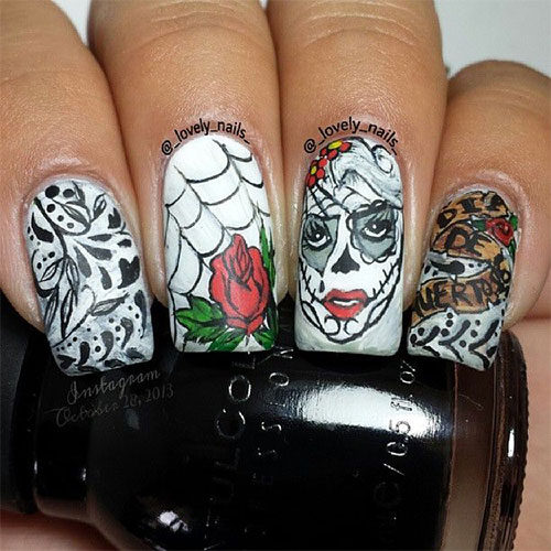 25-Scary-Halloween-Nails-Art-Designs-Trends-Stickers-2014-3