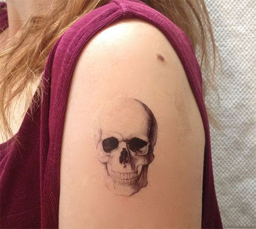 10-Small-Cute-Halloween-Themed-Fake-Tattoo-Designs-Ideas-2014-4
