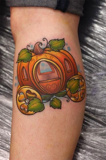 15-Cool-Pumpkin-Halloween-Inspired-Temporary-Tattoo-Designs-Ideas-2014-6