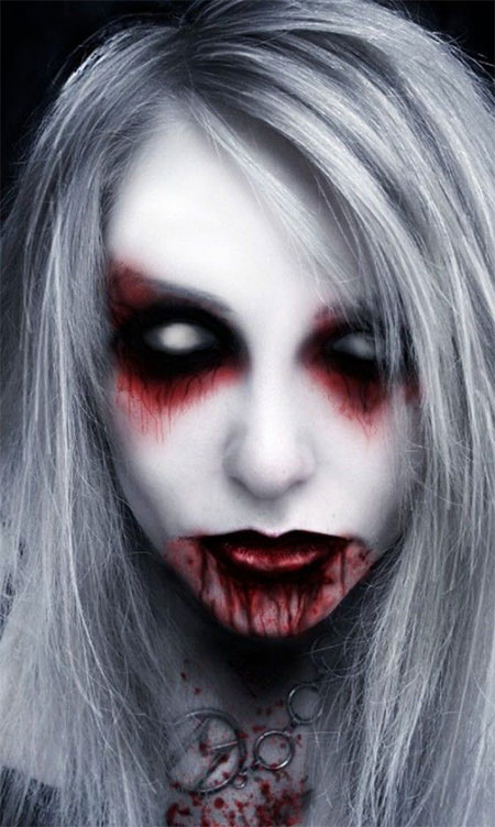 15 Vampire Halloween Make Up Looks, Trends & Ideas For Girls 2014 ...