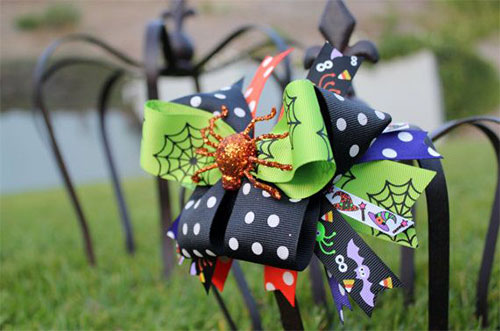 20-Unique-Scary-Halloween-Hair-Bows-2014-For-Kids-Babies-Hair-Accessories-10