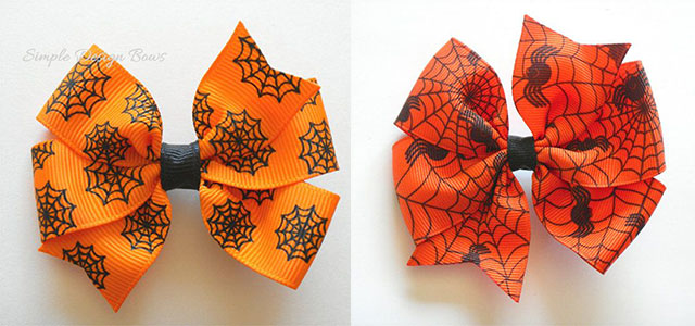 20-Unique-Scary-Halloween-Hair-Bows-2014-For-Kids-Babies-Hair-Accessories