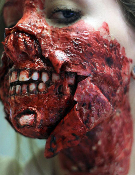 20-Zombie-Halloween-Make-Up-Looks-Trends-Ideas-For-Girls-2014-16