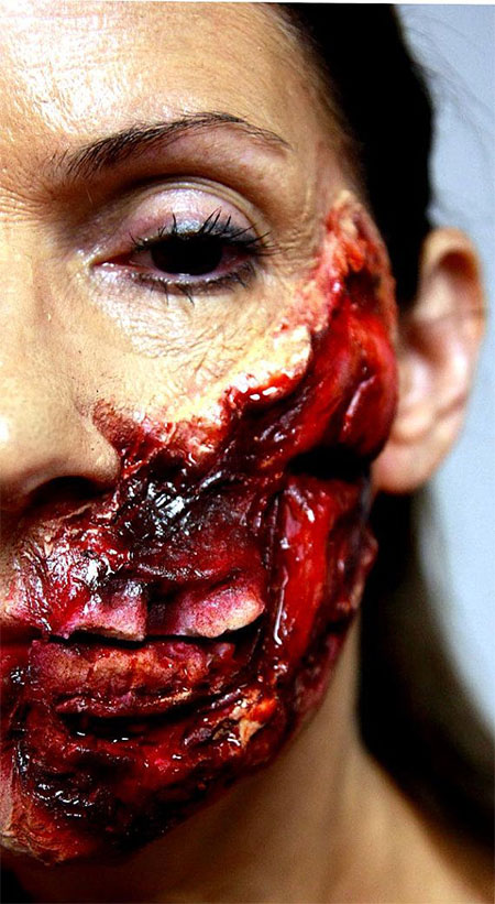 30-Scary-Halloween-Make-Up-Looks-Trends-Ideas-For-Kids-Girls-2014-15
