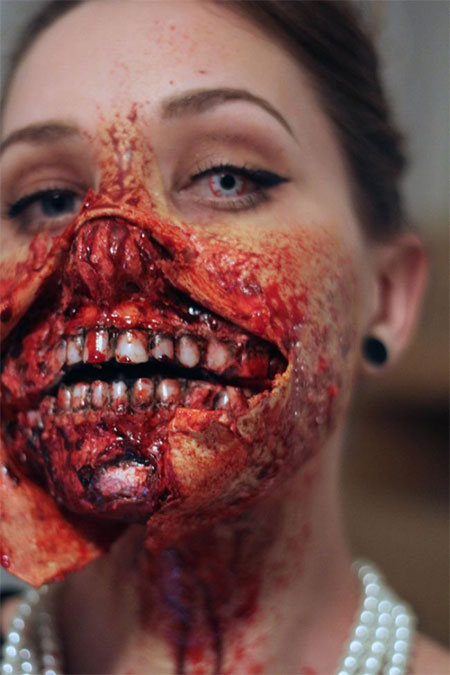 30-Scary-Halloween-Make-Up-Looks-Trends-Ideas-For-Kids-Girls-2014-18