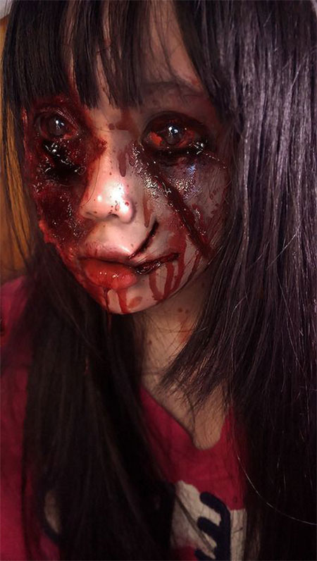 30-Scary-Halloween-Make-Up-Looks-Trends-Ideas-For-Kids-Girls-2014-21