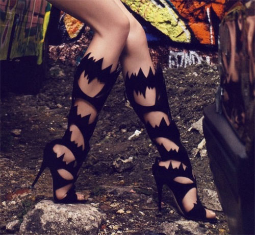 Stylish-Scary-Halloween-High-Heels-Shoes -Boots-For-Women-2014-8