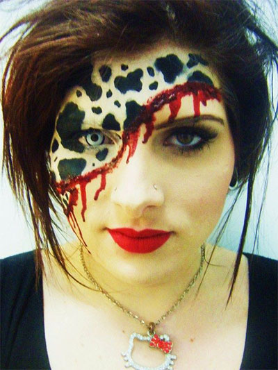 12-Scary-Halloween-Devil-Make-Up-Looks-Trends-Ideas-For-Girls-2014-4