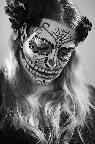 12-Scary-Halloween-Devil-Make-Up-Looks-Trends-Ideas-For-Girls-2014-6