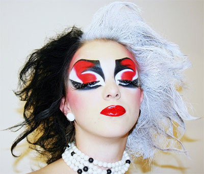 12-Scary-Halloween-Devil-Make-Up-Looks-Trends-Ideas-For-Girls-2014-7