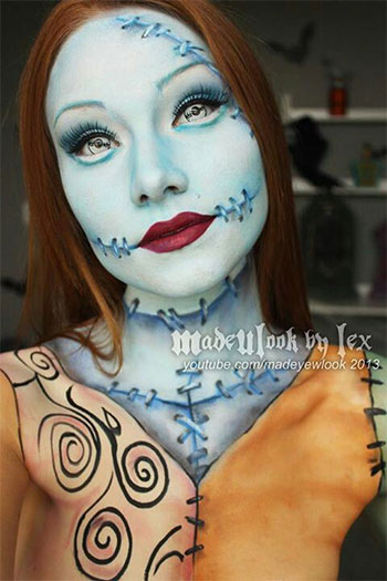 15-Best-Yet-Scary-Halloween-Bride-Make-Up-Ideas-Looks-Trends-2014-12