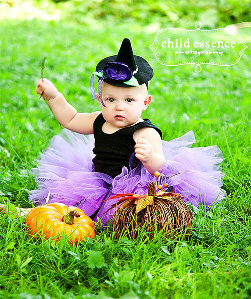 Purple Baby Witch Costume. 15-Cute-Halloween-Costume-Ideas-For-Babies-Kids-  sc 1 st  Girlshue & 15 + Cute Halloween Costume Ideas For Babies Kids u0026 Girls 2014 ...