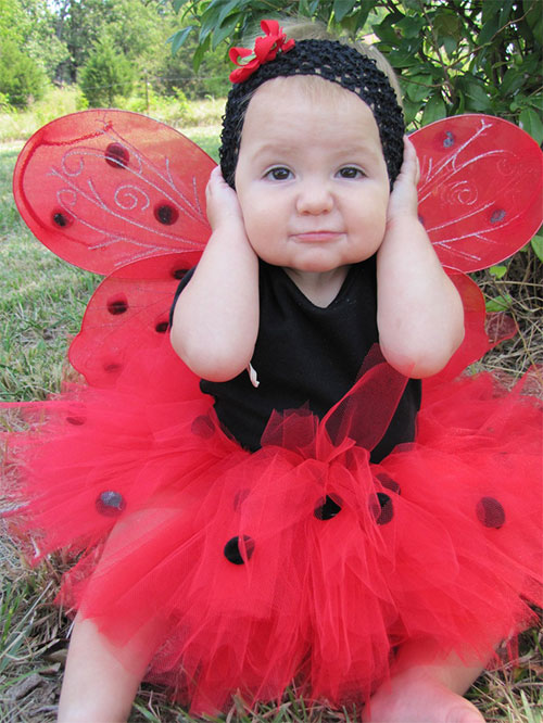 15-Cute-Halloween-Costume-Ideas-For-Babies-Kids-  sc 1 st  Girlshue : ladybug halloween costume baby  - Germanpascual.Com