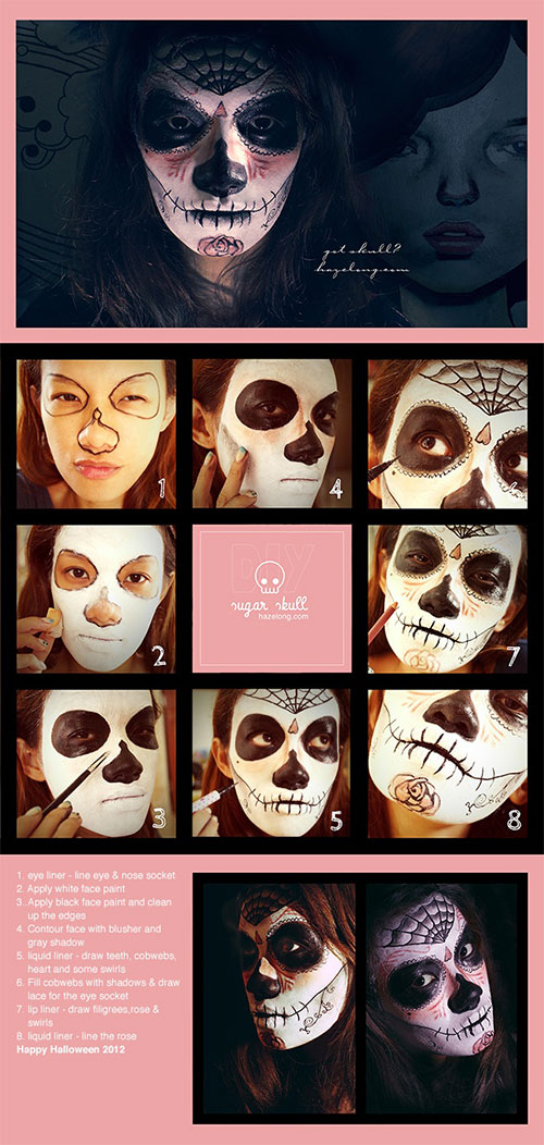 15-Easy-Step-By-Step-Halloween-Make-Up-Tutorials-For-Beginners-2014-13