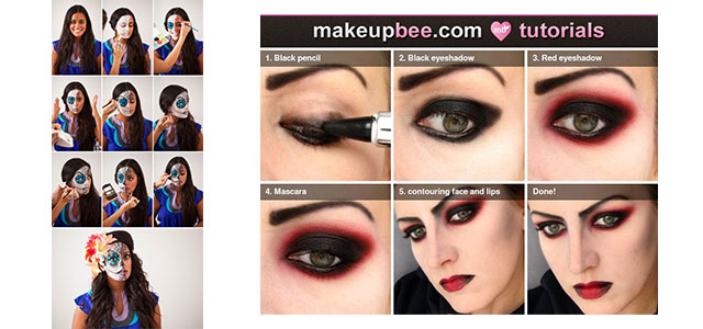 15-Easy-Step-By-Step-Halloween-Make-Up-Tutorials-For-Beginners-2014