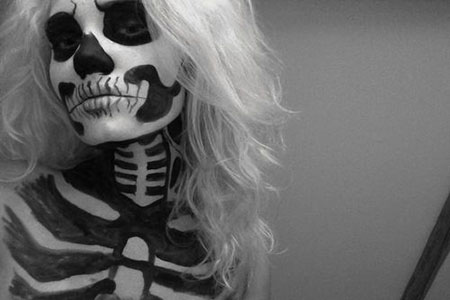 15-Halloween-Skeleton-Make-Up-Looks-Ideas-Trends-2014-4