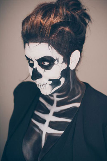 15-Halloween-Skeleton-Make-Up-Looks-Ideas-Trends-2014-7