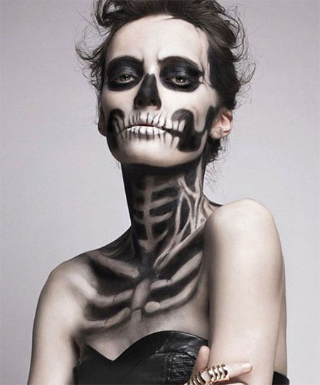 15-Halloween-Skeleton-Make-Up-Looks-Ideas-Trends-2014-9