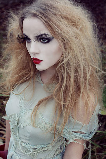 15-Scary-Doll-Halloween-Make-Up-Looks-Ideas-Trends-2014-For-Girls-11