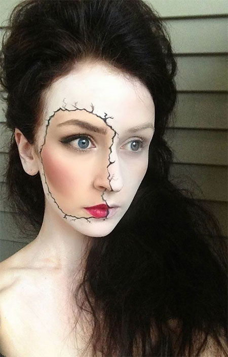 15-Scary-Doll-Halloween-Make-Up-Looks-Ideas-Trends-2014-For-Girls-14