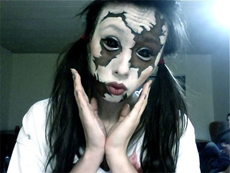 15-Scary-Doll-Halloween-Make-Up-Looks-Ideas-Trends-2014-For-Girls-15
