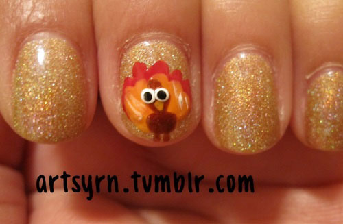 18-Turkey-Nail-Art-Designs-Ideas-Trends-Stickers-2014-10