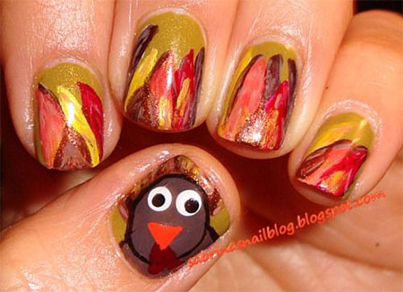 25-Thanksgiving-Nail-Art-Designs-Ideas-Stickers-For-Girls-2014-14