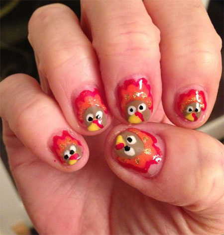 25-Thanksgiving-Nail-Art-Designs-Ideas-Stickers-For-Girls-2014-15