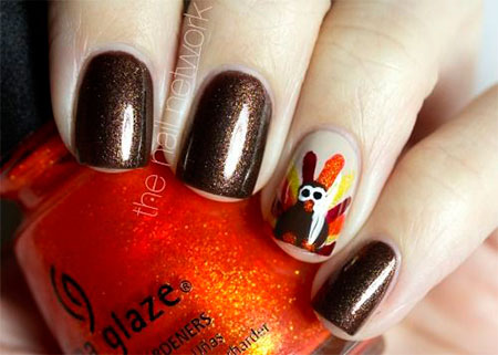 25-Thanksgiving-Nail-Art-Designs-Ideas-Stickers-For-Girls-2014-17