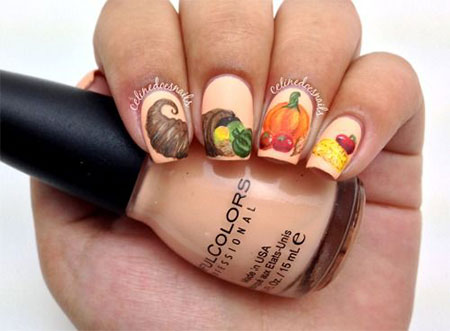 25-Thanksgiving-Nail-Art-Designs-Ideas-Stickers-For-Girls-2014-18