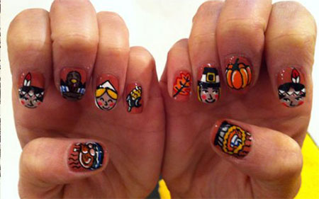 25-Thanksgiving-Nail-Art-Designs-Ideas-Stickers-For-Girls-2014-26