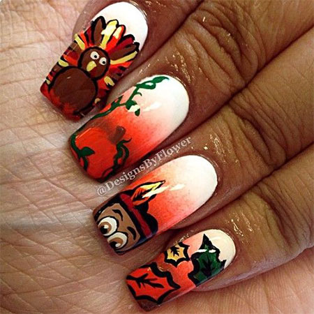 25-Thanksgiving-Nail-Art-Designs-Ideas-Stickers-For-Girls-2014-6