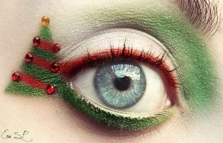 12-Christmas-Eye-Make-Up-Looks-Ideas-Trends-Designs-For-Girls-2014-10