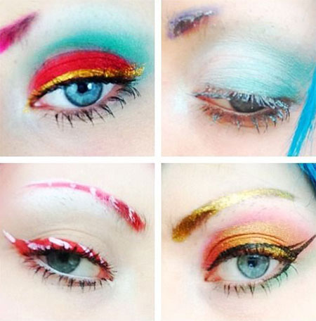 12-Christmas-Eye-Make-Up-Looks-Ideas-Trends-Designs-For-Girls-2014-2