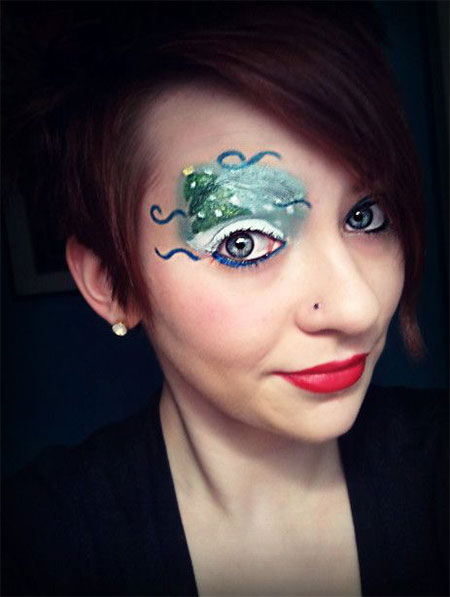 12-Christmas-Eye-Make-Up-Looks-Ideas-Trends-Designs-For-Girls-2014-5