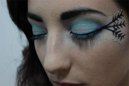 12-Christmas-Eye-Make-Up-Looks-Ideas-Trends-Designs-For-Girls-2014-6