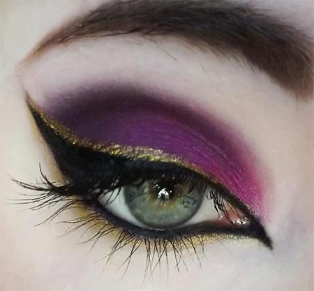 12-Christmas-Eye-Make-Up-Looks-Ideas-Trends-Designs-For-Girls-2014-8
