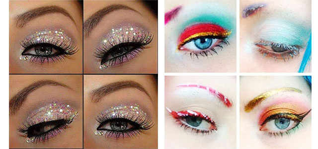 12-Christmas-Eye-Make-Up-Looks-Ideas-Trends-Designs-For-Girls-2014