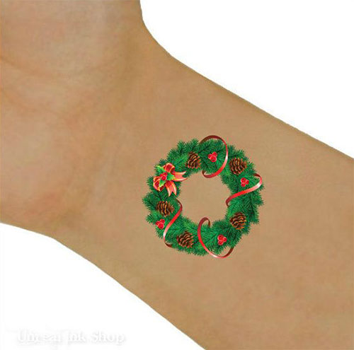 12-Christmas-Temporary-Tattoos-Designs-Ideas-For-Kids-Girls-Women-2014-2