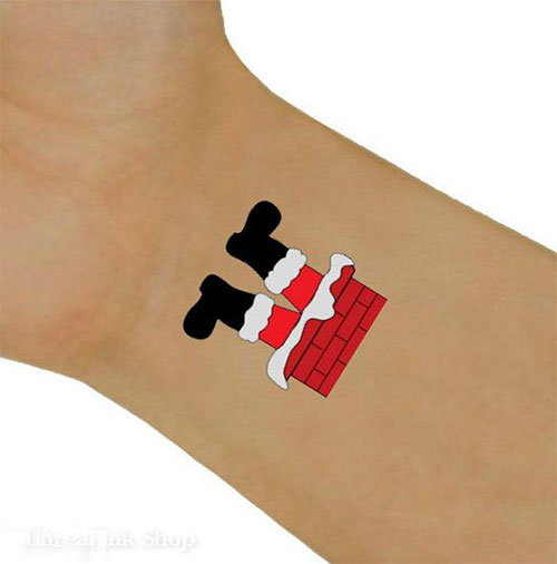 12-Christmas-Temporary-Tattoos-Designs-Ideas-For-Kids-Girls-Women-2014-3
