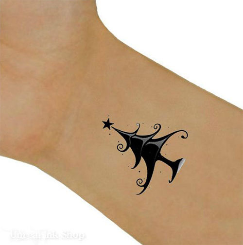 12-Christmas-Temporary-Tattoos-Designs-Ideas-For-Kids-Girls-Women-2014-4