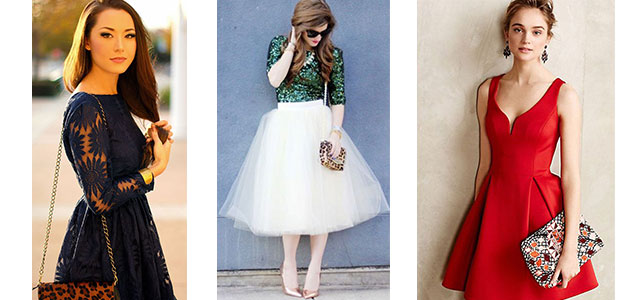 15 Christmas Party Outfit Ideas & Trends For Girls & Women 2014 ...