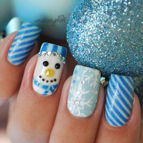 15-Easy-Christmas-Nail-Art-Designs-Ideas-Trends-Stickers-2014-Xmas-Nails-13