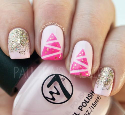 15-Easy-Christmas-Nail-Art-Designs-Ideas-Trends-Stickers-2014-Xmas-Nails-3