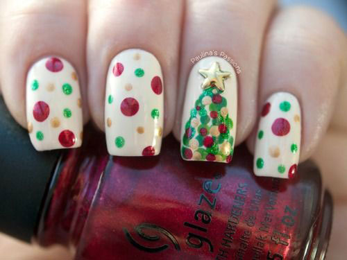 15-Easy-Christmas-Nail-Art-Designs-Ideas-Trends-Stickers-2014-Xmas-Nails-6