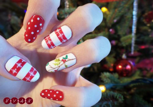 15-Easy-Christmas-Nail-Art-Designs-Ideas-Trends-Stickers-2014-Xmas-Nails-7