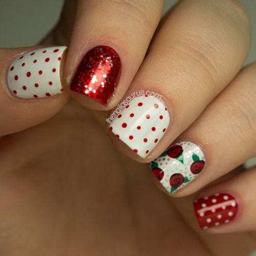 15-Easy-Christmas-Nail-Art-Designs-Ideas-Trends-Stickers-2014-Xmas-Nails-9