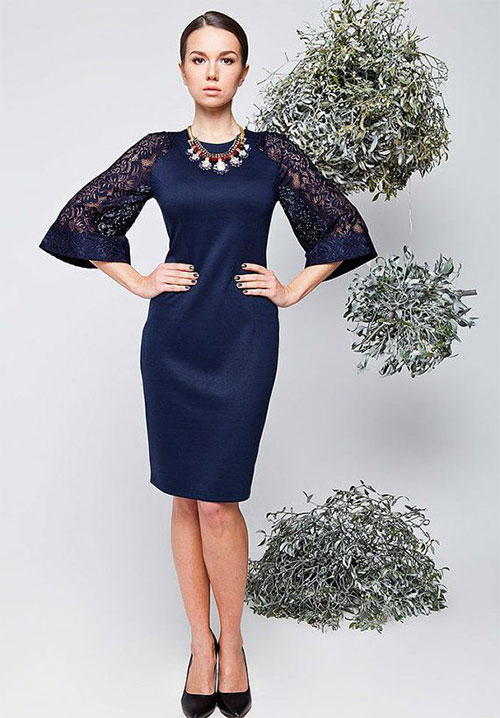 18 Casual Christmas Dresses Ideas & Trends For Girls & Women 2014 ...