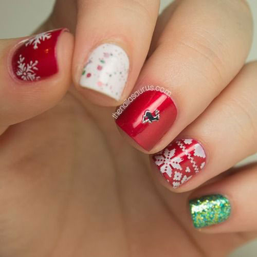 30-Best-Christmas-Nail-Art-Designs-Ideas-Trends-Stickers-2014-Xmas-Nails-10