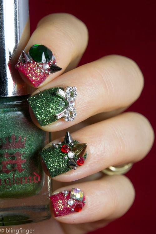 30-Best-Christmas-Nail-Art-Designs-Ideas-Trends-Stickers-2014-Xmas-Nails-25
